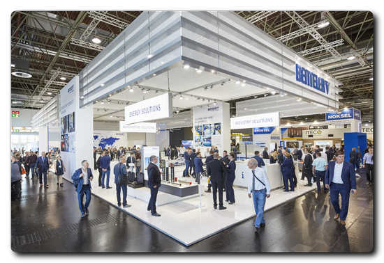BENTELER presented solutions for the automotive, energy and hydraulic industries at the Tube 2018 in Dusseldorf.