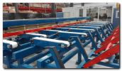CMS supplies a fully automated ultrasonic testing line in Russian Aeronautic market
