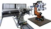 Robots as efficient tube bending machines