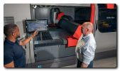 Econ's lockdown installation sees £850,000 state-of-the-art laser cutter delivering more for less