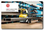 2nd Prestigious Red Dot Design Award for Combilift